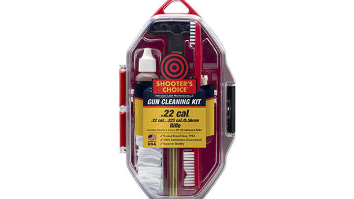 Rifle Cleaning Kit 22/5.56