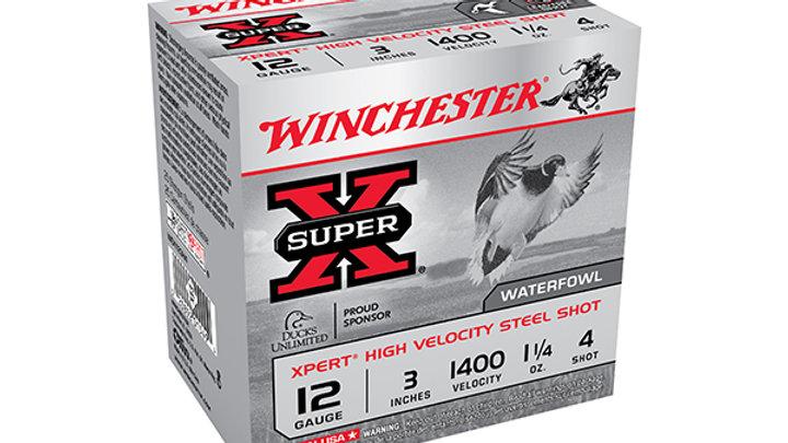 Winchester 12 Gauge Super X HV Steel