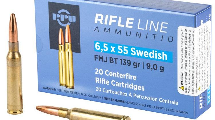 6.5x55 Swedish PPU