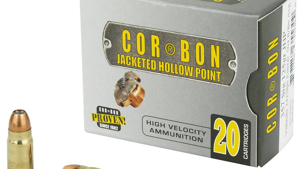 CorBon 357 Sig JHP