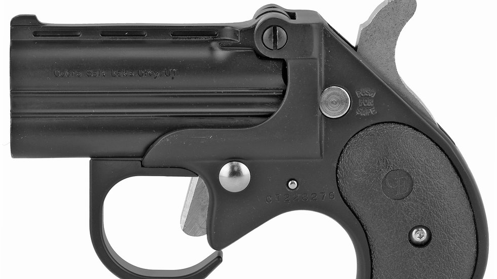 Bearman 38 Special Two Shot Derringer
