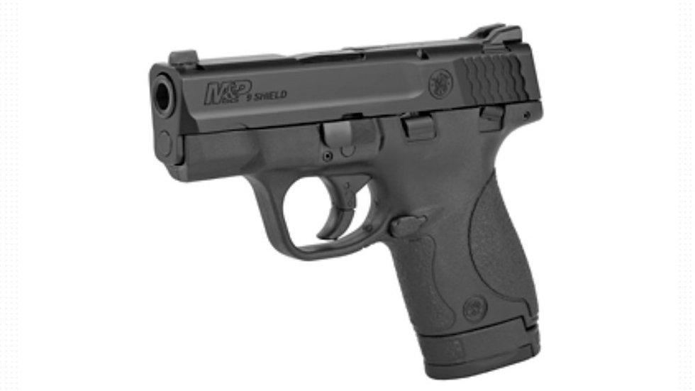 Smith & Wesson M&P9 Shield California Compliant