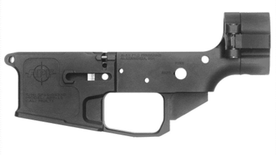 APF Side Folding AR15 Lower Receiver