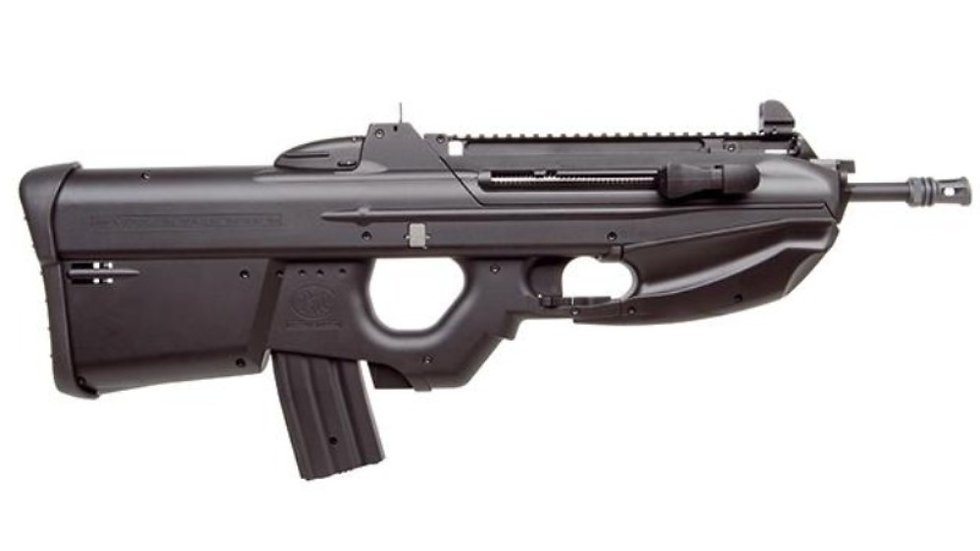 FN F2000 Machinegun - POLICE AGENCIES - SOT ONLY