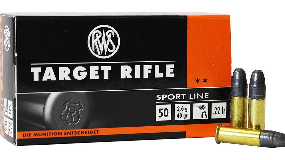 22LR German RWS Target Sport Line