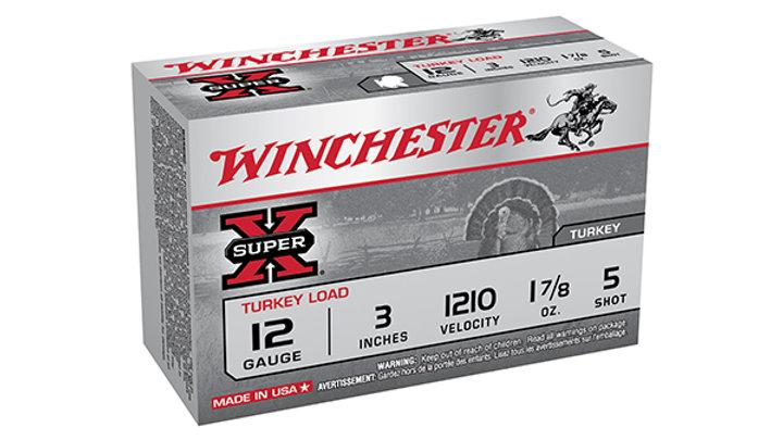 Winchester Super X Turkey 12 Gauge