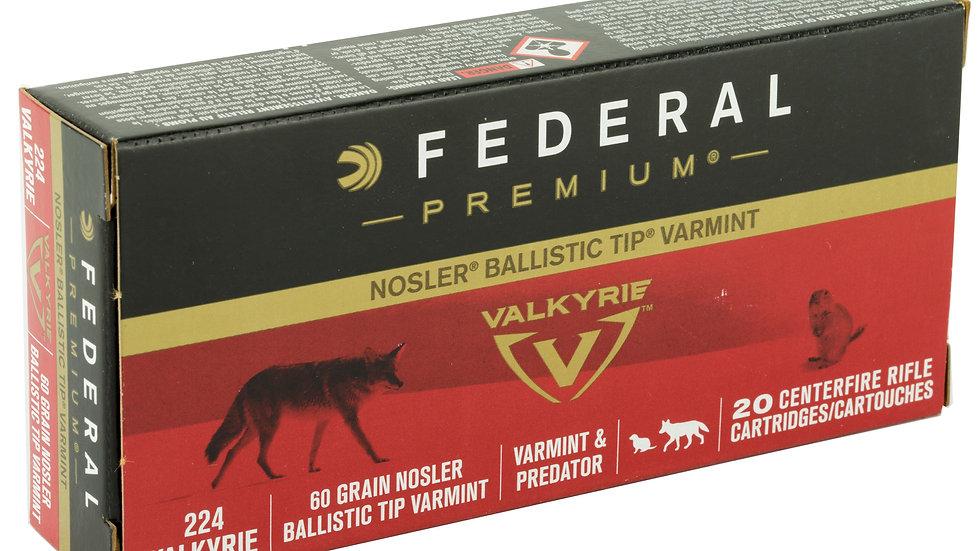 224 Valkyrie Federal Premium
