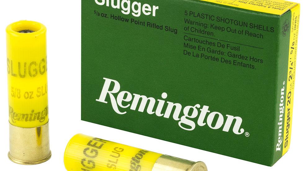 Remington Slugger 20 Gauge