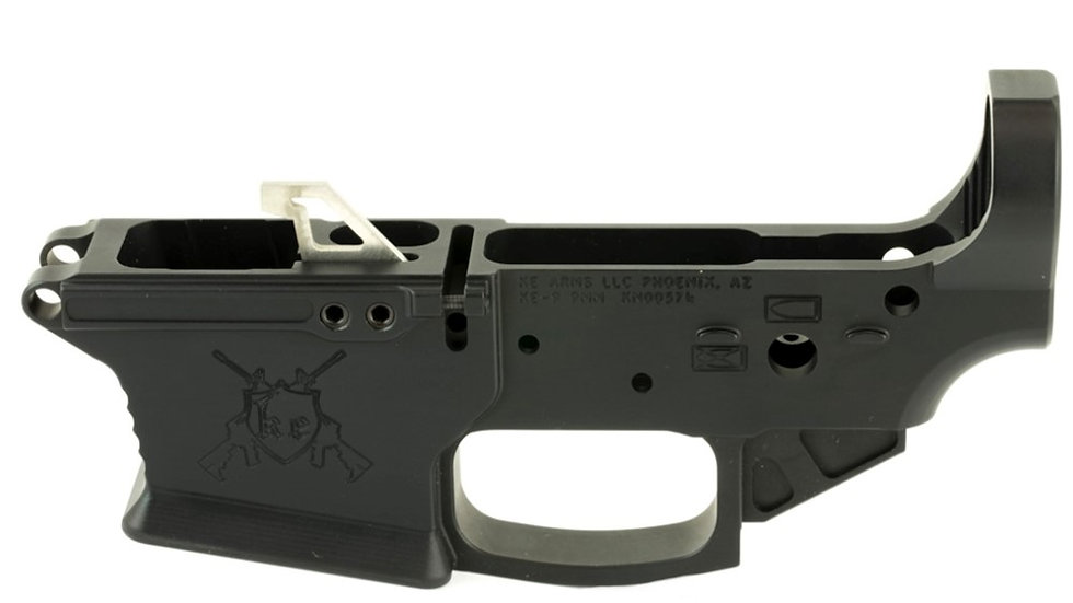 KE ARMS LLC KE 9 Billet Lower Receiver