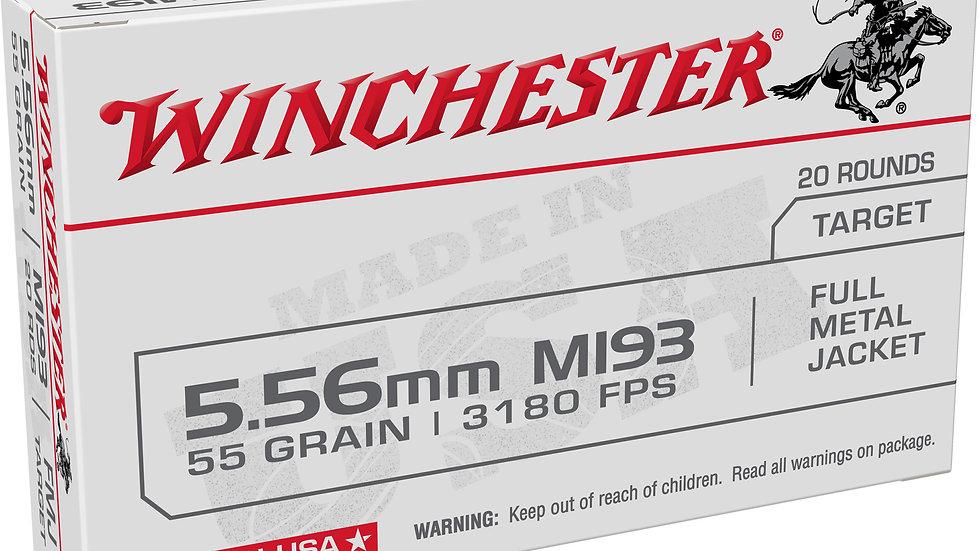 Winchester M193 5.56 NATO