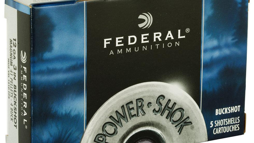 Federal 12 Gauge Buckshot