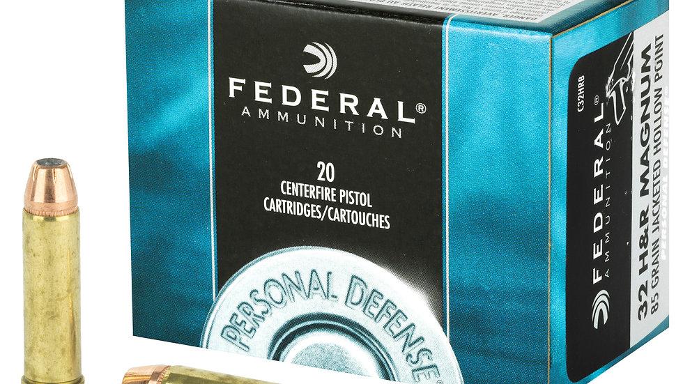 Federal 32 H&R JHP