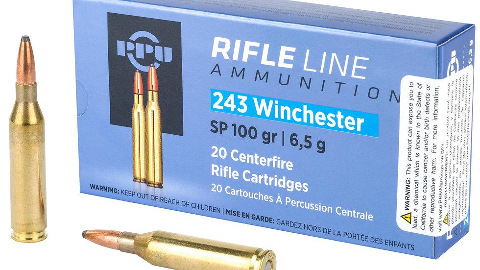 PPU 243 Winchester