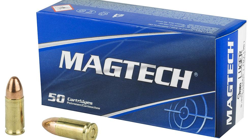 Magtech 9mm 124 Grain FMJ