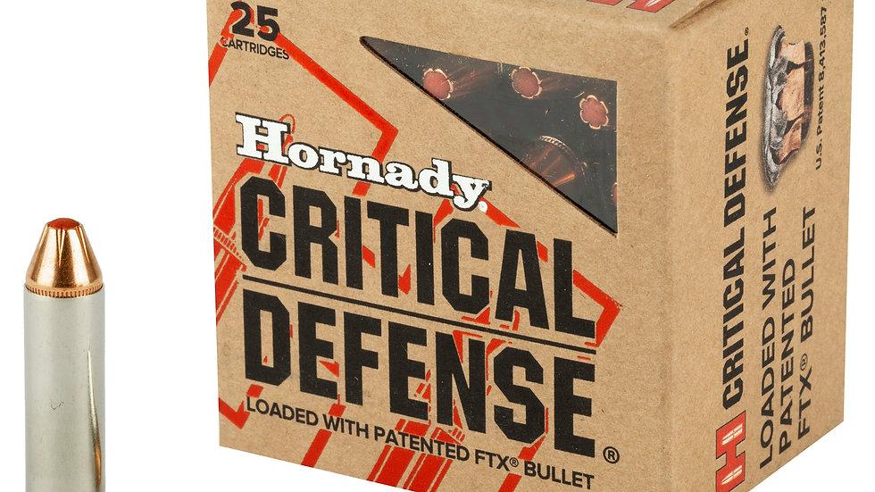 Hornady Critical Defense 357 Magnum