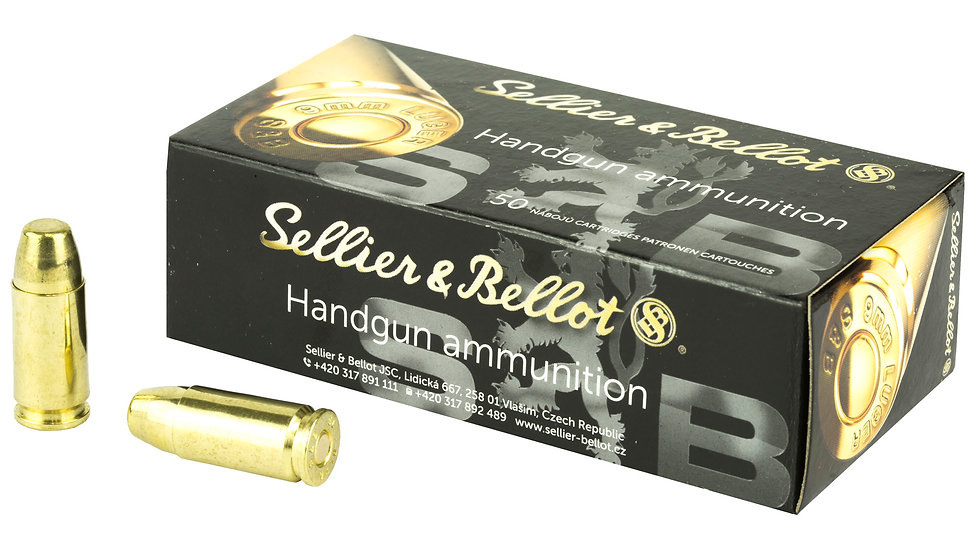S&B 9mm Subsonic