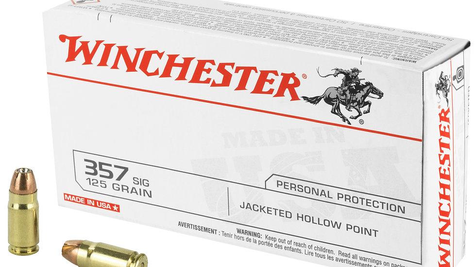 Winchester 357 SIG JHP
