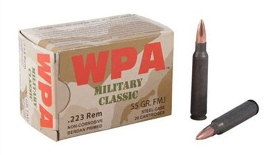 Wolf 223 Remington