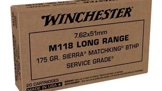 Winchester M118 Long Range Presision 7.62x51mm