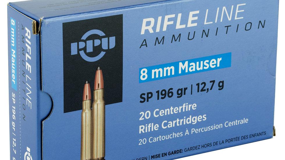 8mm Mauser PPU