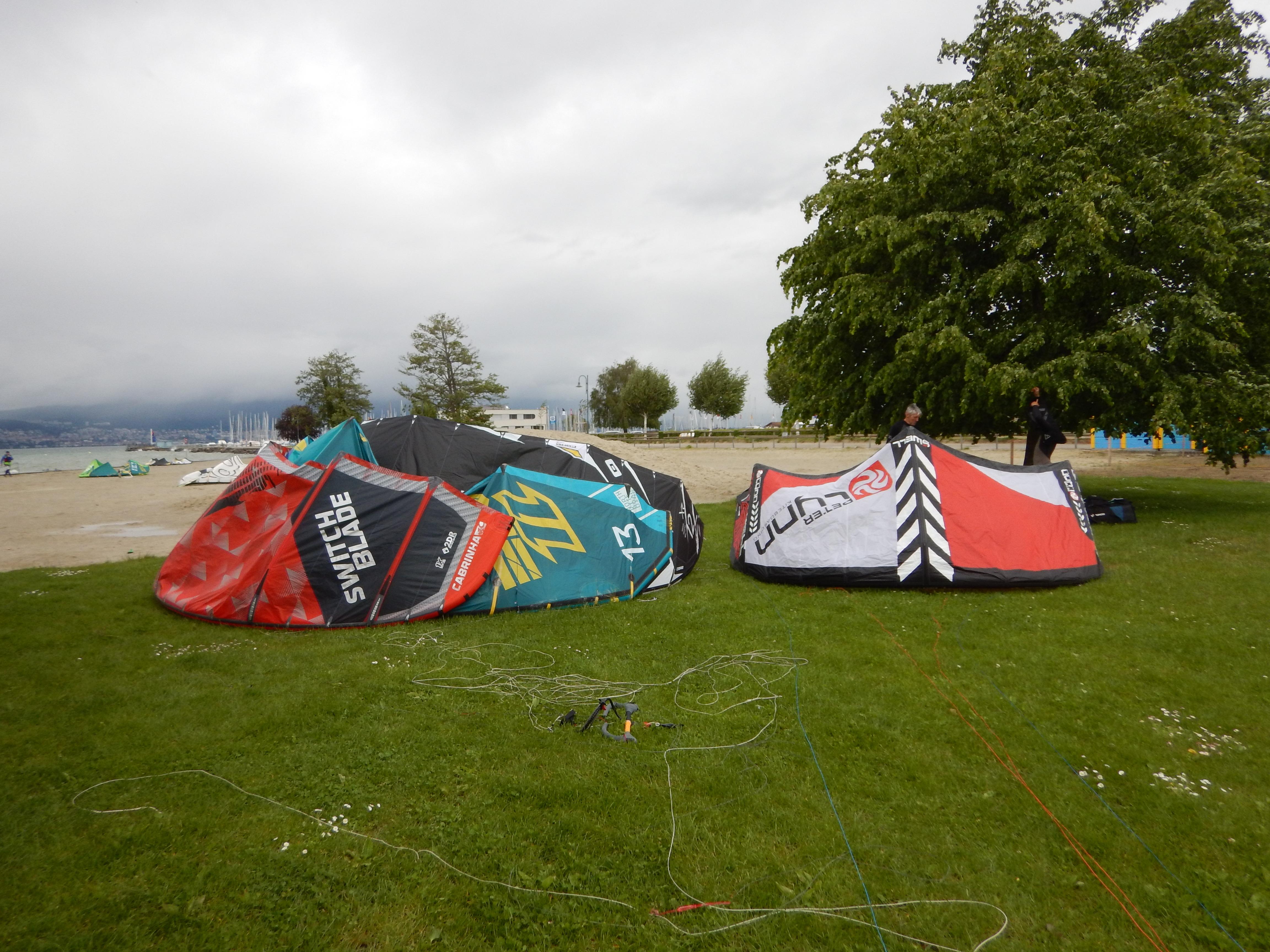 Rangement des Kites