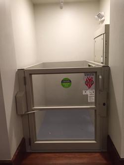 New Lift