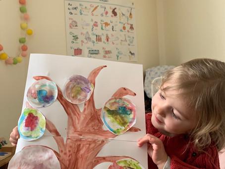 Peinture et graphismes - Idées
