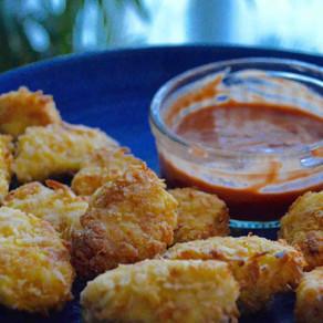 Nuggets de poulet exotiques