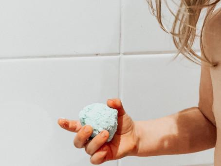 Nos bombes de bain maison