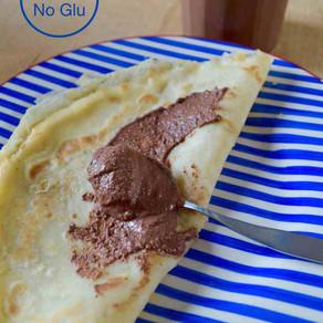 Pâte à tartiner noisettes chocolat (sans gluten, sans lait et sans sucre raffiné)