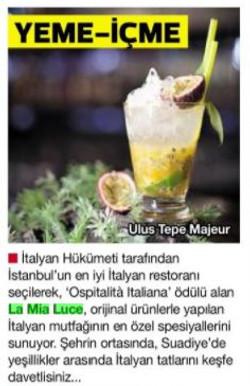Habertürk Gazetesi Cumartesi Eki