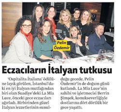 Milliyet Gazetesi Cadde Eki