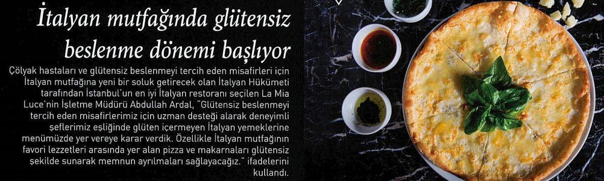 Hotel & Restaurant Dergisi Nisan