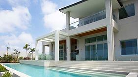 Glass pool fence euroglass