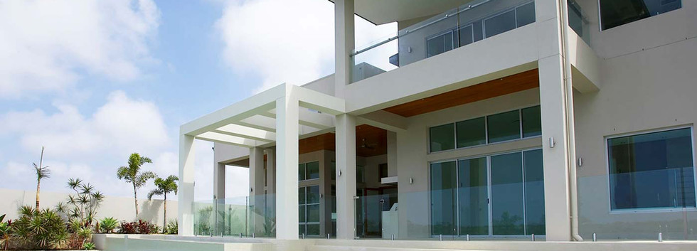 Glass pool fence done by the euroglass team
