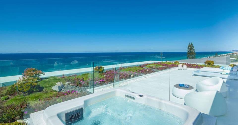 Sunshine coast external balustrade