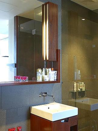 Inline shower screen brisbane