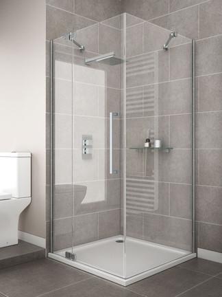 Square shower screen brisbane