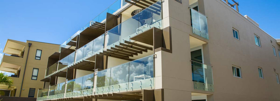 Sunshine coast external balustrade ]