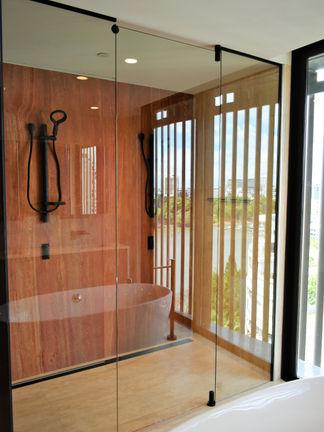 Wallan T-screen shower screen brisbane