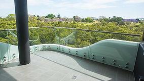 Curved Balustrade Brisbane, gold coast