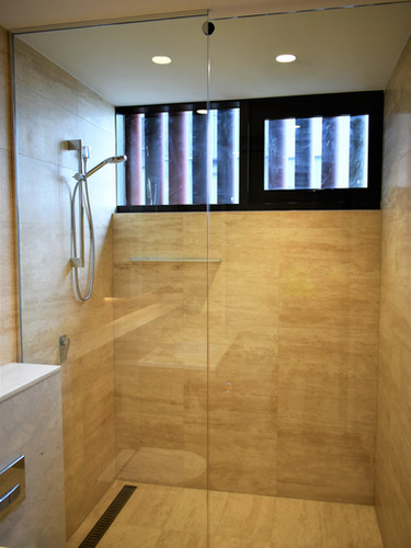 Custom shower wallan brisbane