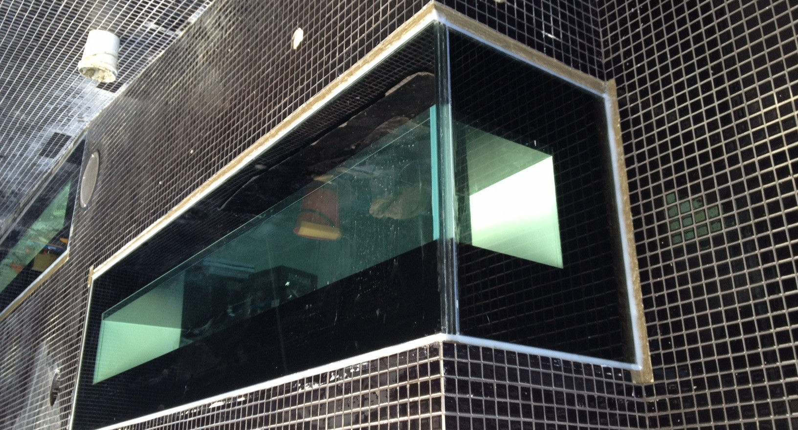 Pool window light street brisbane
