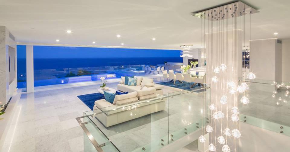 Internal balustrade sunshine coast