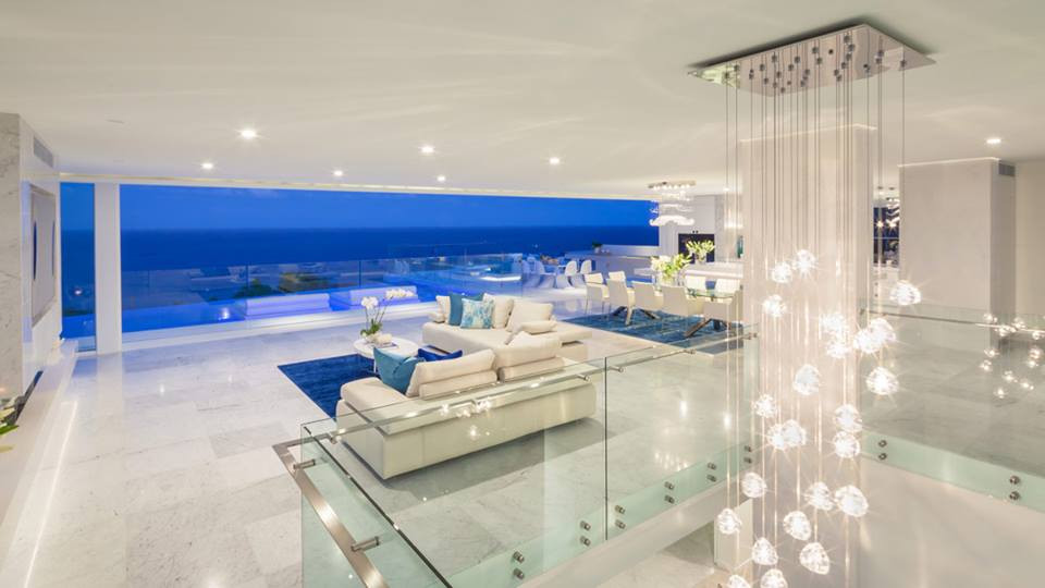 Sunshine coast internal balustrade