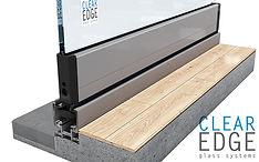 Raised Floor Track | Euroglass | Brisbane, Australia