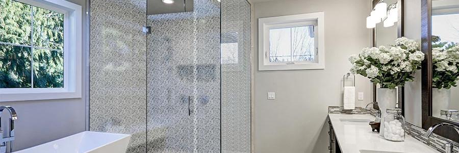 Poisin ivy fantasy glass shower brisbane
