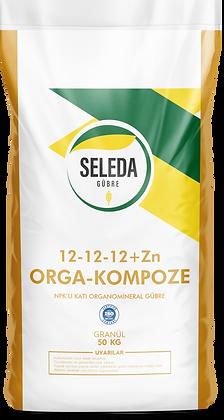 ORGA-KOMPOZE 12-12-12+Zn