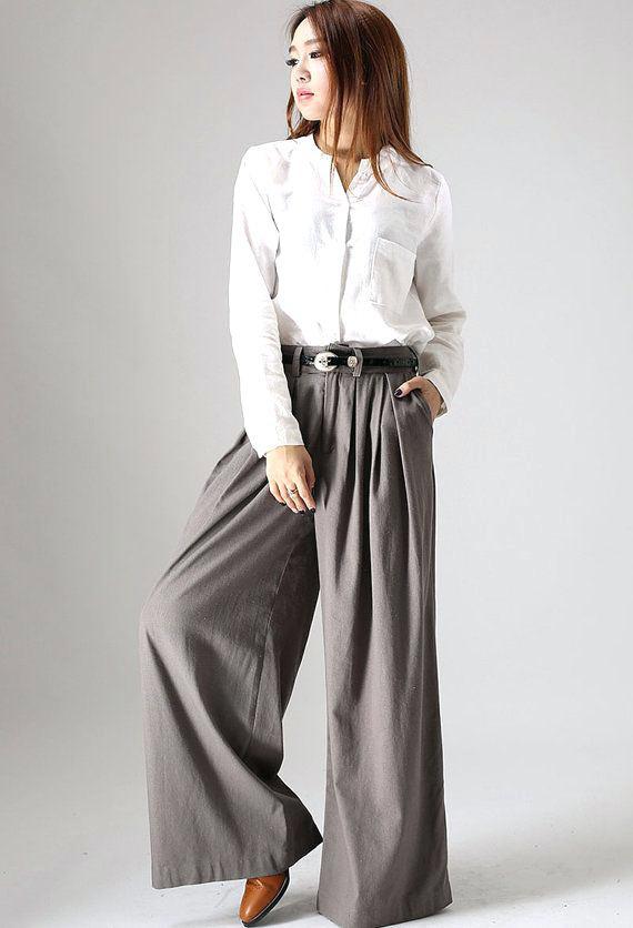 plus-size-linen-pants-wide-leg-grey-wide