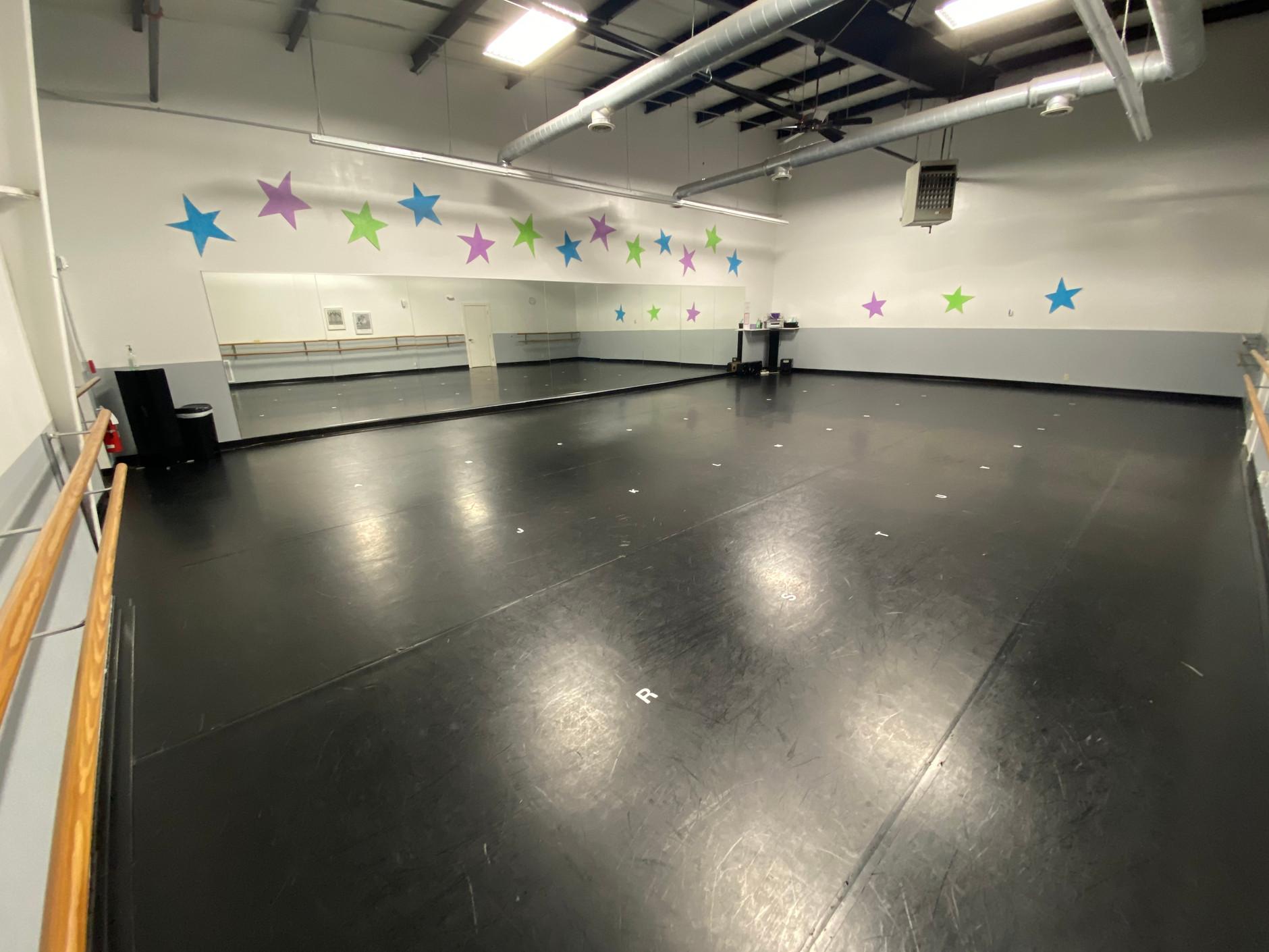 Studio C - Primarily Younger Dancers